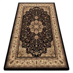 Royal agy szőnyeg minta 0521 fekete