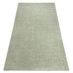 Moderní pratelný koberec ILDO 71181044 olivový zelená