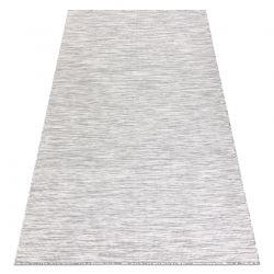 Koberec SISAL PATIO 2778 ploché tkaní šedá