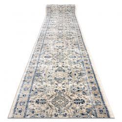 Argent futó szőnyeg KERET - W7040 krém / kék
