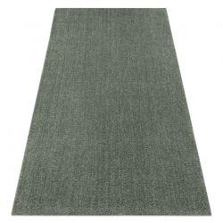 Modern, mosható szőnyeg LATIO 71351044 zöld