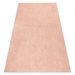 Nowoczesny dywan do prania LATIO 71351200 łososiowy