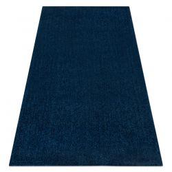 Modern, mosható szőnyeg LATIO 71351090 sötétkék