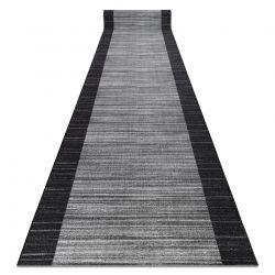 Csúszásgátló futó szőnyeg STREIFEN antracit