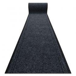Lábtörlő csúszásgátló futó szőnyeg MALAGA antracit 2082