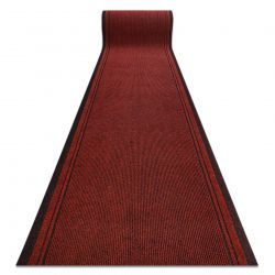 Runner anti-slip MALAGA red 3066