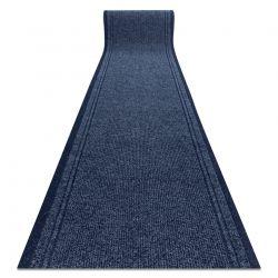 Lábtörlő csúszásgátló futó szőnyeg MALAGA kék 5072