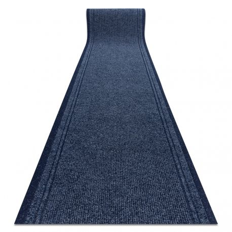 Runner anti-slip MALAGA blue 5072