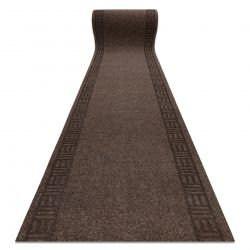 Runner anti-slip PRIMAVERA brown 7745