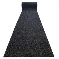 Runner - Doormat antislip SAMOS 0923 Trapper outdoor, indoor anthracite