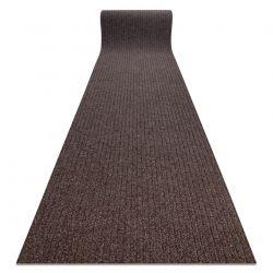 Runner - Doormat antislip SAMOS 0300 Trapper outdoor, indoor brown