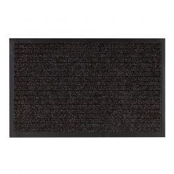 Protiskluzová rohož DURA 7869 venkovní, vnitřní, gumová, hnědá