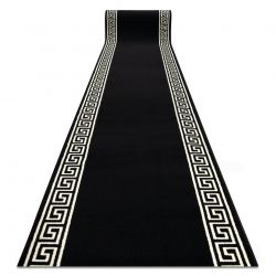 Bcf futó szőnyeg BASE Greek 3991 görög Keret fekete / elefántcsont