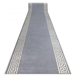Bcf futó szőnyeg BASE Greek 3991 görög Keret szürke