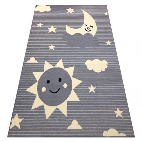 Ковер BCF FLASH Sky 4001 - Небо, звезды серый