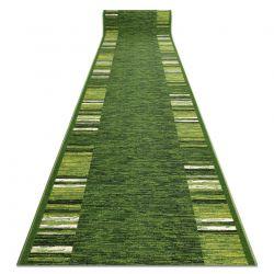 Runner anti-slip ADAGIO gum green 67 cm