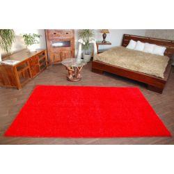 Mocheta Shaggy 5cm roșu