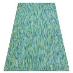 Moderní FISY koberec SISAL 20776 Cikcak, melanž modrý