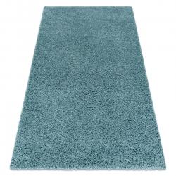 Koberec SOFFI shaggy 5cm modrý