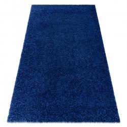 Teppich SOFFI shaggy 5cm dunkelblau