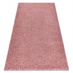 Koberec SOFFI shaggy 5cm světle růžový