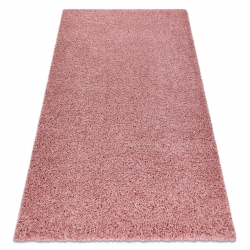 Teppich SOFFI shaggy 5cm erröten rosa