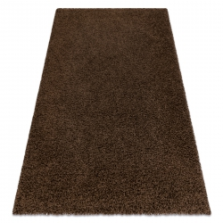 Teppich SOFFI shaggy 5cm braun