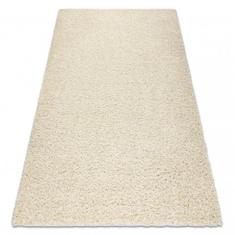 Teppich SOFFI shaggy 5cm creme