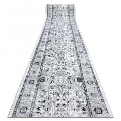 Argent futó szőnyeg KERET - W7040 szürke / fehér