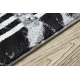 Modern runner TULS 51210 Marble anthracite