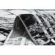 Passatoia TULS 51210 moderno Marmo antracite