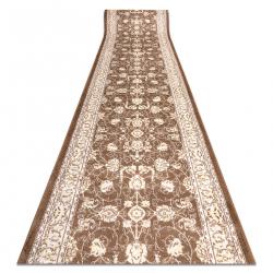 MEFE futó szőnyeg Structural 2312 Dísz, Keret - két szintű gyapjú bézs