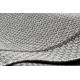 Koberec SISAL BOHO 39016069 vzor rámu béžová