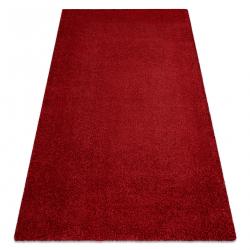 Prateľný koberec MOOD 71151011 moderný - červená