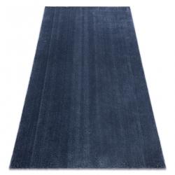 Prateľný koberec CRAFT 71401099 mäkký - modrá