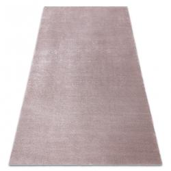 Prateľný koberec CRAFT 71401020 mäkký - špinavo ružová