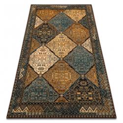 Vlnený koberec POLONIA Astoria orientálny, koňak béžová