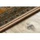 Dywan wełniany SUPERIOR PIENA rozeta kamel