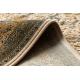 Wool carpet SUPERIOR PIENA Rosette kamel