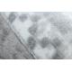 Matta ARGENT - W4029 Boho grå