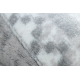 Tapete ARGENT - W4029 Boho cinzento