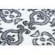 Argent szőnyeg - W4949 Virágok бял / сив