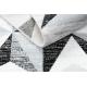 Matta ARGENT - W6096 triangles grå / svart
