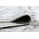 Dywan ARGENT - W7040 Ramka, vintage szary / beż