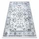 Argent szőnyeg - W7040 Keret, vintage szürke / fekete