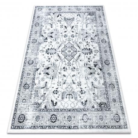 Carpet ARGENT - W7040 Frame, vintage grey / black