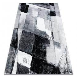 Dywan ARGENT - W9576 Abstrakcja szary