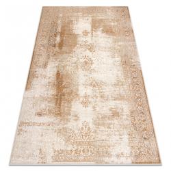 NAIN szőnyeg Dísz, keret, vintage 7699/51955 bézs