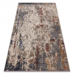 NAIN szőnyeg Dísz vintage 7700/51922 bézs / sötétkék / terrakotta
