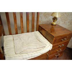 Funda de almohada ELEGANCE beige